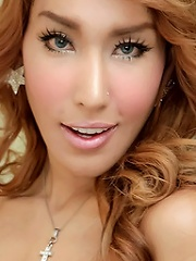 Watch well horny Thai ladyboy pleasure herself